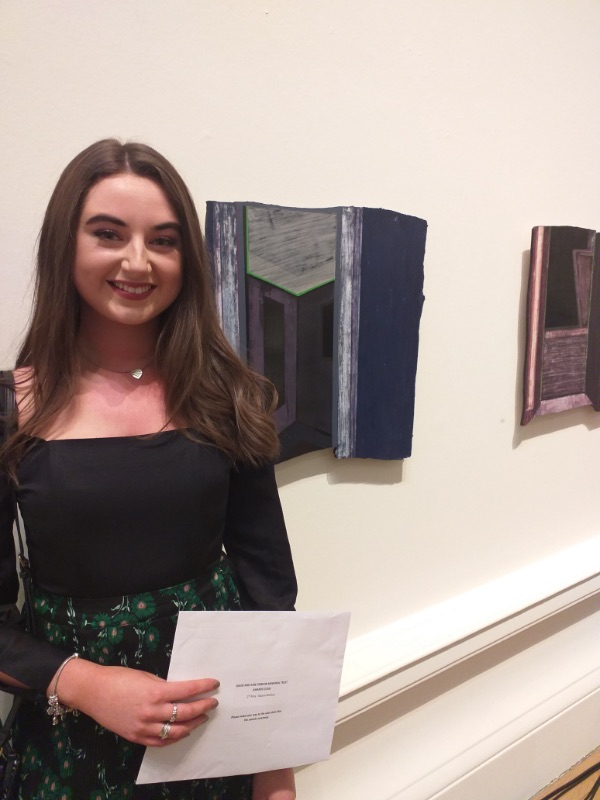 Naomi McClure - New Contemporary Art Prize 2nd Place Winner 2020