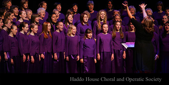 Haddo House Choral and Operatic Society