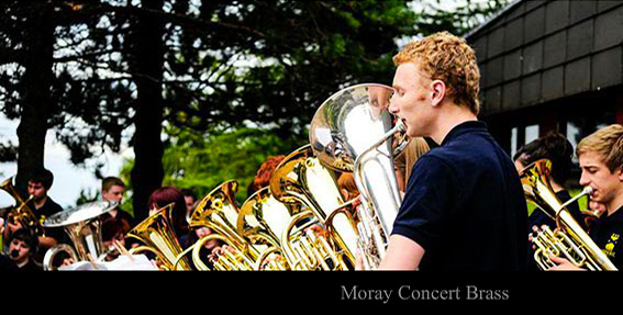 Moray Concert Brass