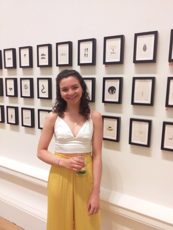 Erica Paterson - New Contemporary Art Prize 1st Place Winner 2020